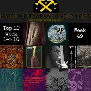 Top 10 Bandcamp - Week 49