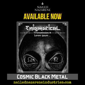 New release: Enigmatical - Transmissions 3 (EP)