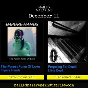 New Releases: Dec 11, 2020