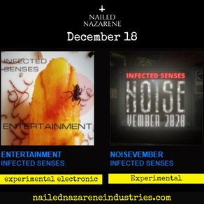 New releases: INFECTED SENSES