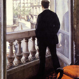 Gustave+Caillebotte+-+A+Young+Man+at+His