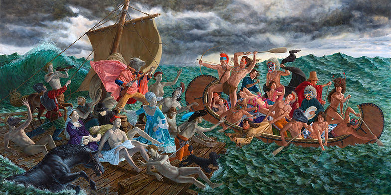 Kent_Monkman,_Miss_Chief's_Wet_Dream,_20