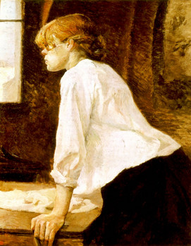 Lavandera de H. Toulouse Lautrec.jpg