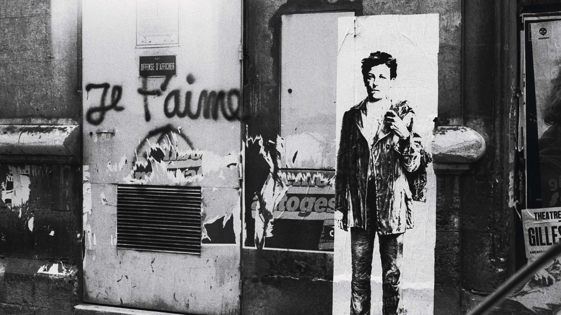 Rimbaud y los escaparates del futuro