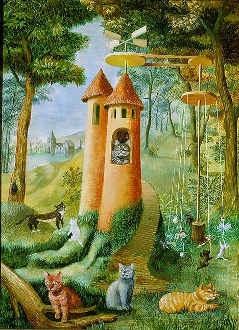 Paraiso De Los Gatos de R. Varos