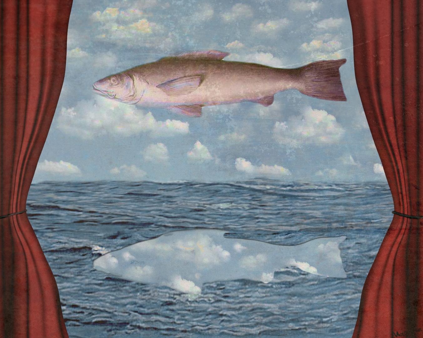 René Magritte.- L'interlude de la logiqu