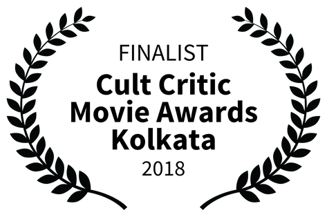 FINALIST - 2018  Cult Critic Movie Award