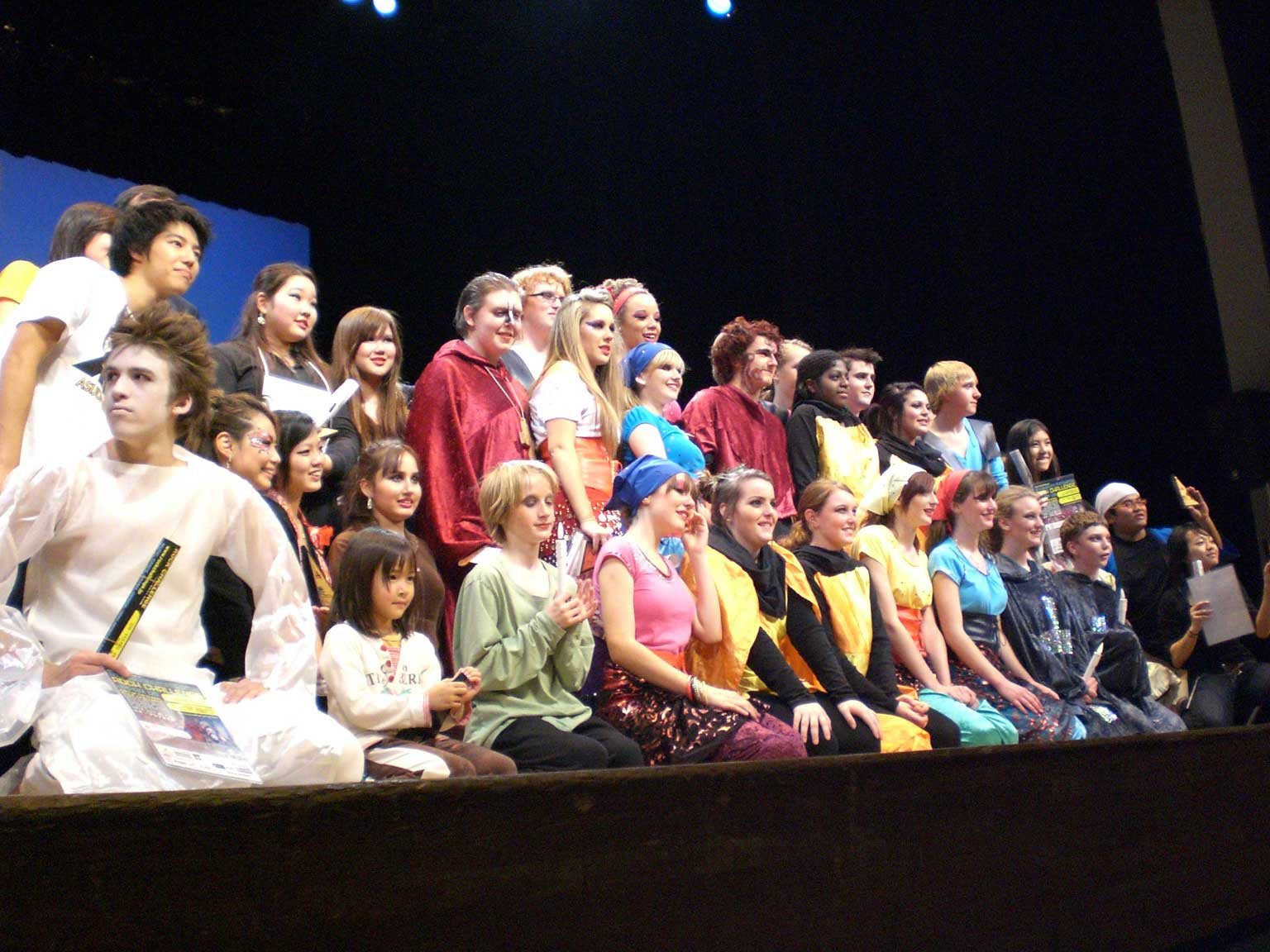 Rock Challenge Performance