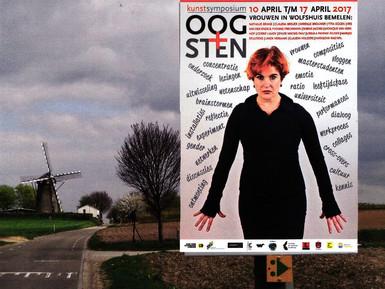 Street Poster of  Kunstsymposium Oogsten