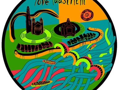 Love Maastricht Graphic Design