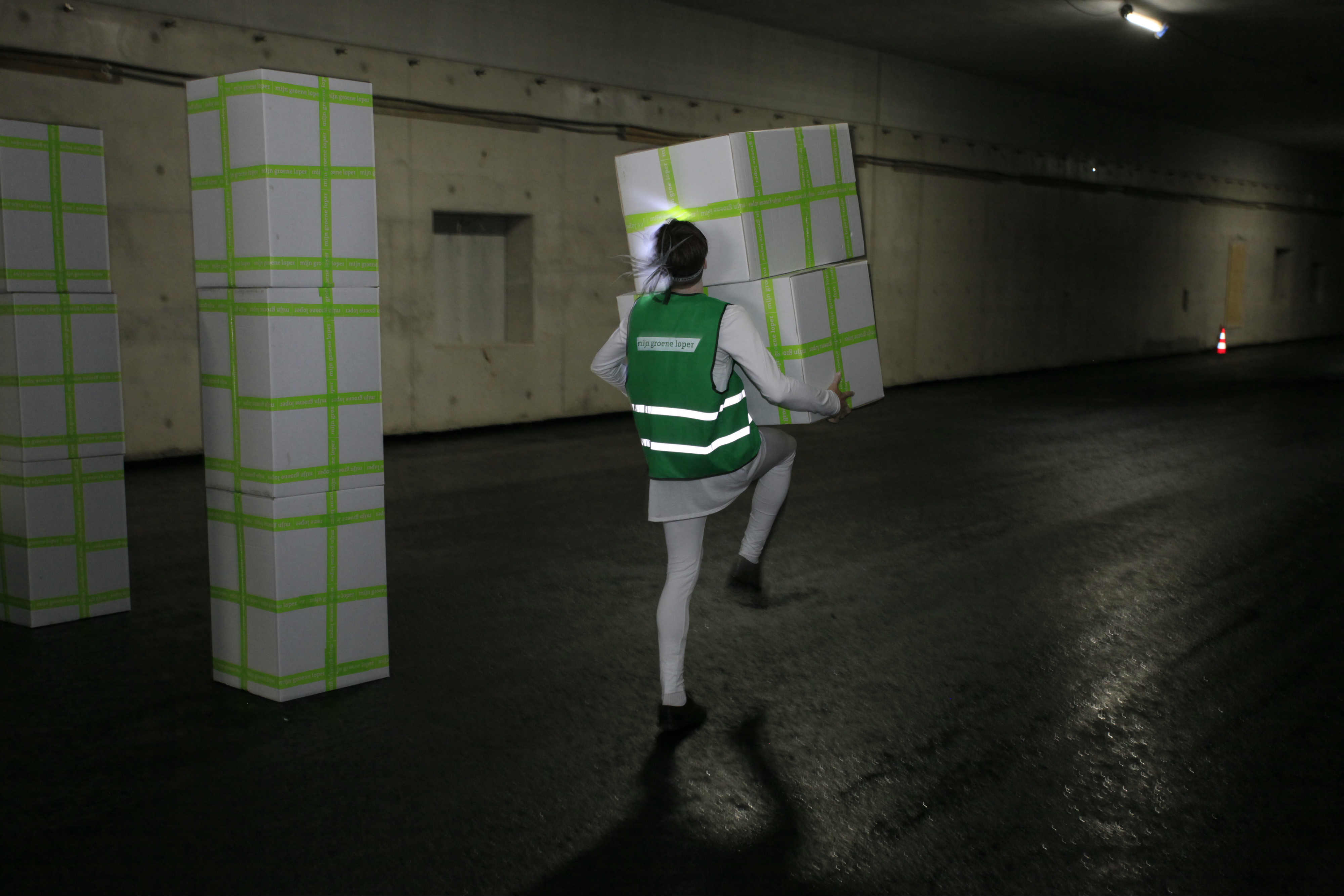 A2 Tunnel Dance Performance