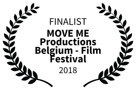 FINALIST - 2018  MOVE ME Productions Bel