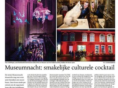 Follow Me Down Again; Article: De Limburg Dagblad