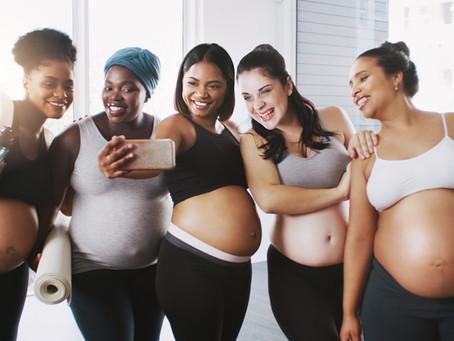 Pregnancy and Underarm Detox