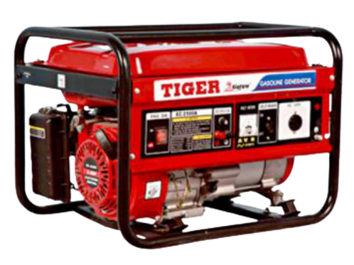 Tiger EC1300A 1000W Gasoline Generator Generator