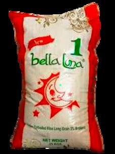 Bella Rice 25KG
