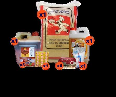 Mama Favorite Package