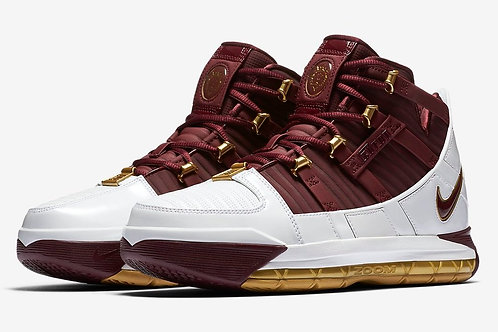 'Christ the King' Nike Zoom LeBron 3 PE