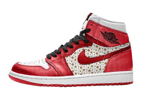 Supreme x Nike Air Jordan 1 Stars Pack pour 2021