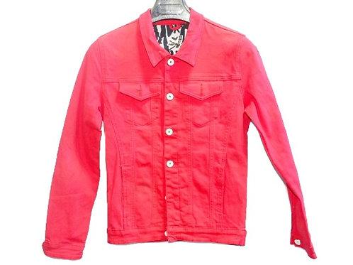 Hua Yang Jeans Jacket
