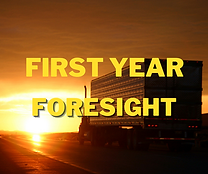 CDL training lessons for success as a first year truck driver.