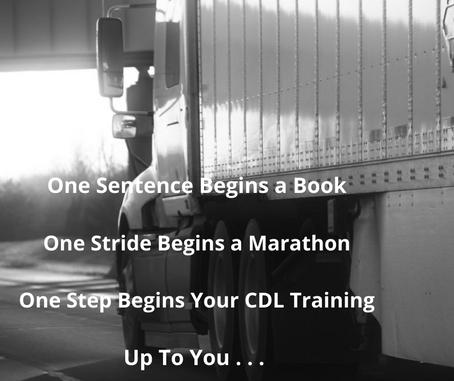 Sentences, strides, and CDLs