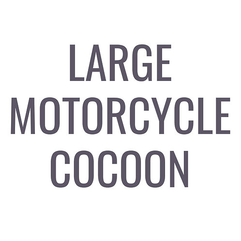 Large Motorcycle Cocoon