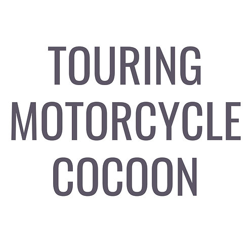 Touring Motorcycle Cocoon