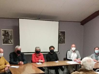 Prochain comité syndical