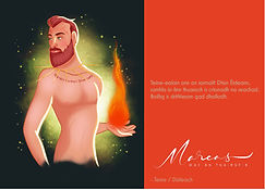 Marcas Mac an Tuairneir - Teine