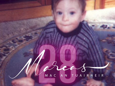 Marcas Mac Releases Début Single, As Part Of National Library Of Scotland 1980s Commission