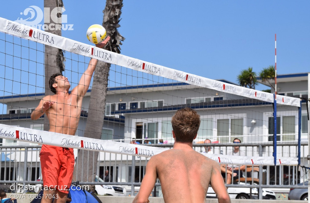 08/18/2018 Santa Cruz Open - Men's Finals Champs