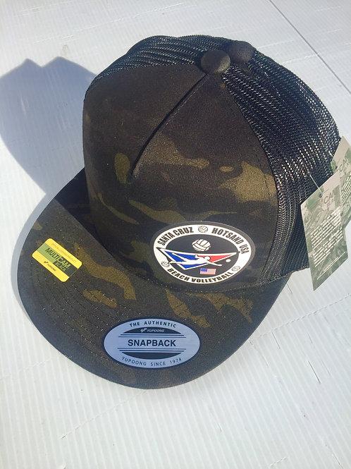 HOTSAND USA Trucker Style