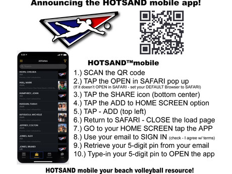 GO Mobile with HOTSAND™️mobile