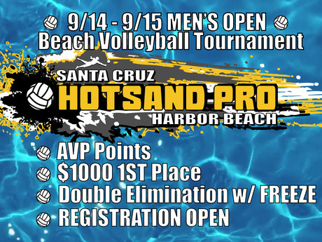 9/14-9/15 Men's HOTSAND PRO
