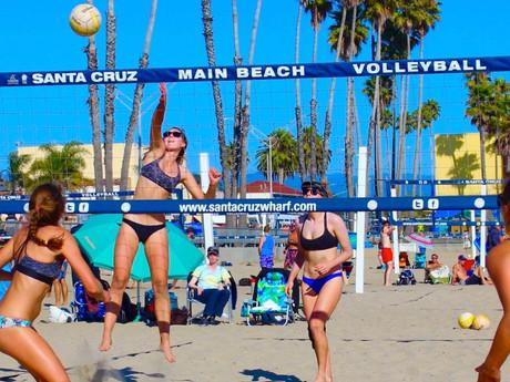 EVENT UPDATE: 4/13 Women's QOTW Beach Volleyball Tournament - Harbor Beach