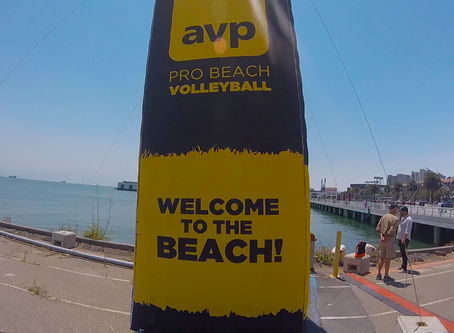 Announcing 2020 AVP Championship Cup - Long Beach