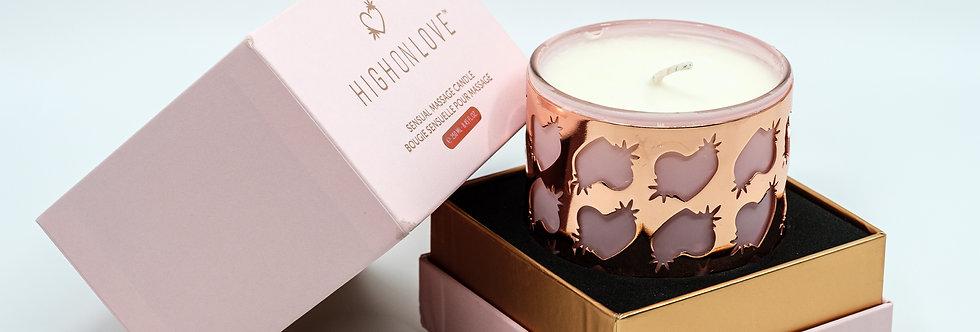 HighOnLove Sensual Massage Candle