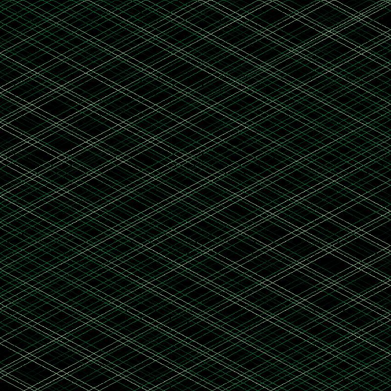 Escher grid
