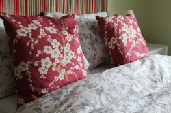 Lovely bed linen