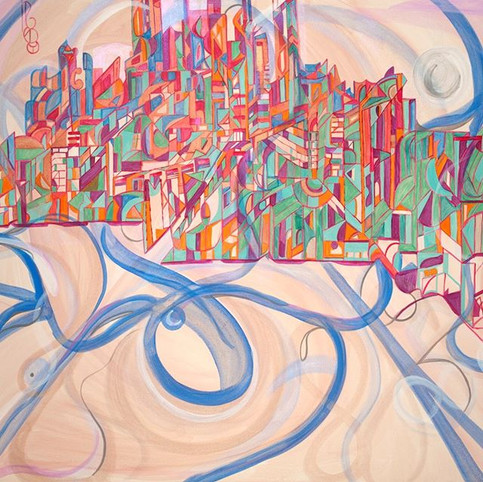 The Floating City $530 USD