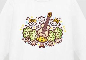 TODTシャツ ギターくんの休日.jpg