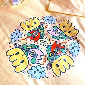 クリームパンのお花.JPG