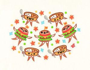 ハンバーガーとカレー.jpg
