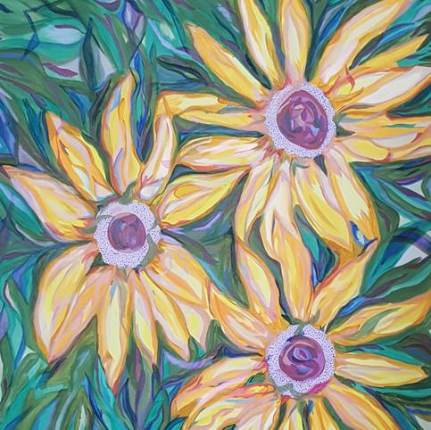 Sunflowers $830 USD
