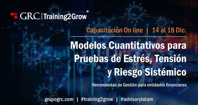 Riesgos Training2Grow Online
