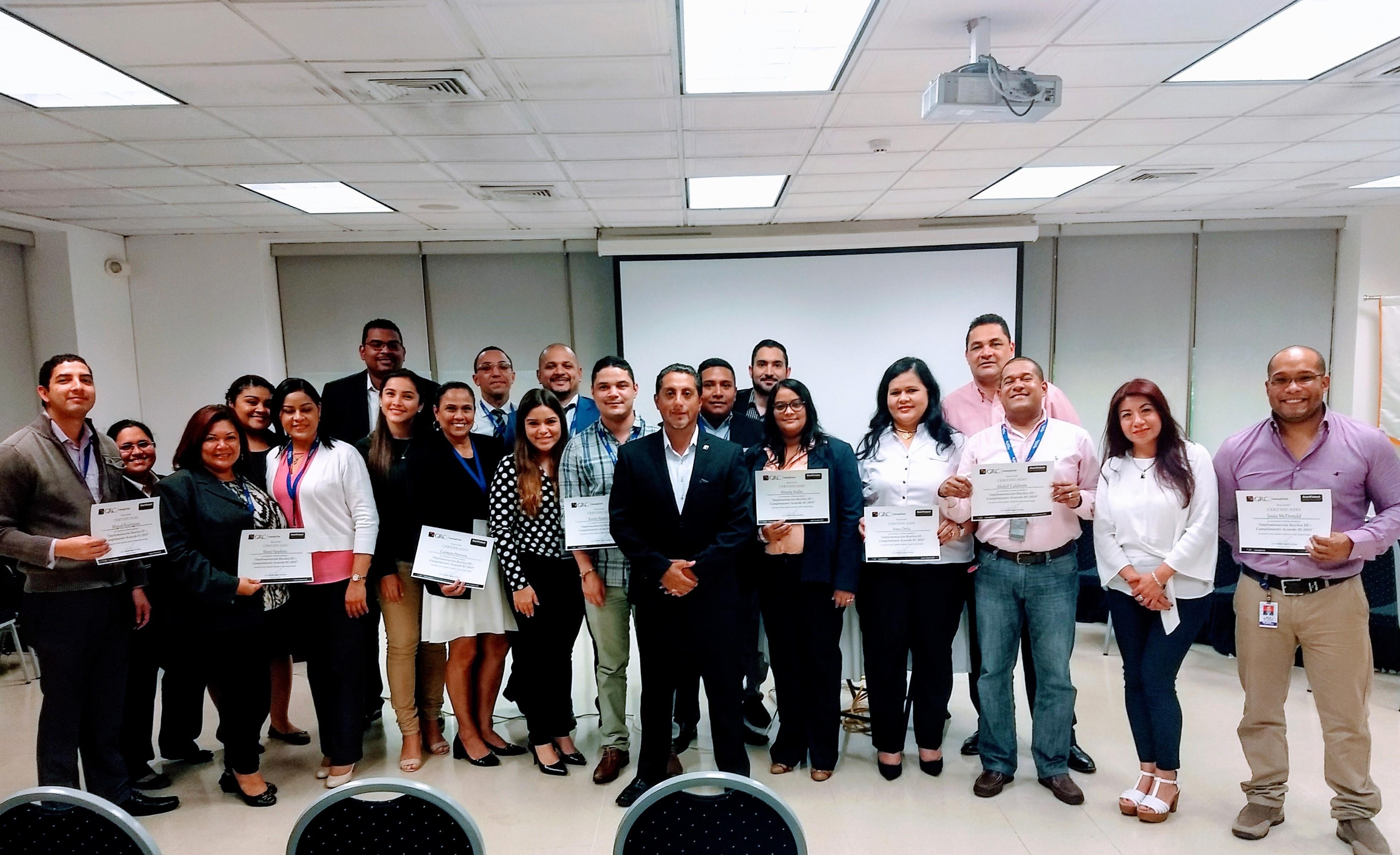 Workshop Basilea III - Panamá