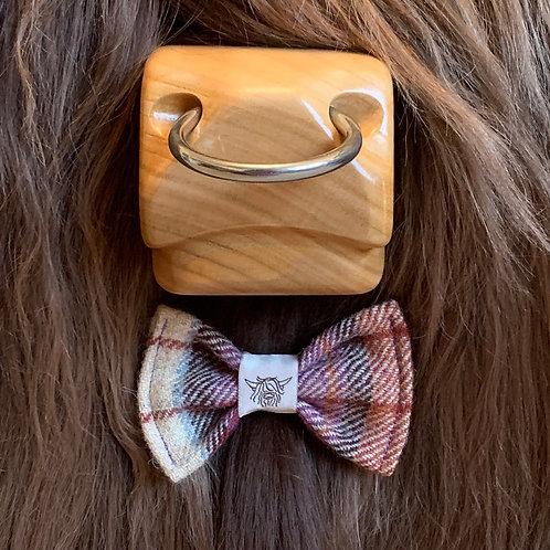 Tweed Bow Tie - Autumn