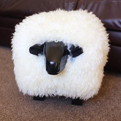 Sheep Footstool