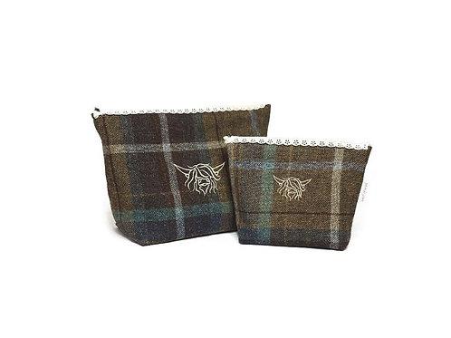 Skye Check Tweed Set